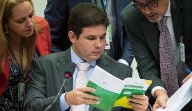 Deputado Hugo Motta