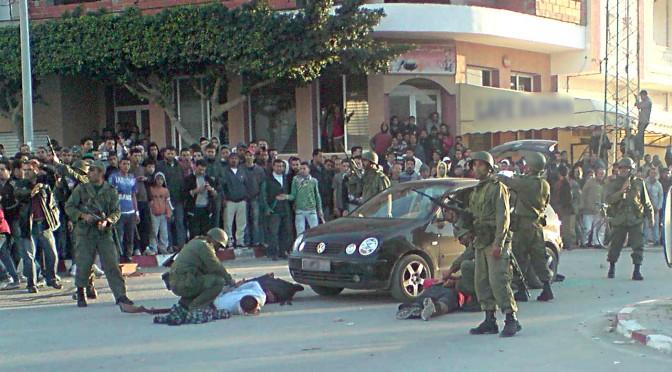 Ataque terrorista a museu na Tunísia