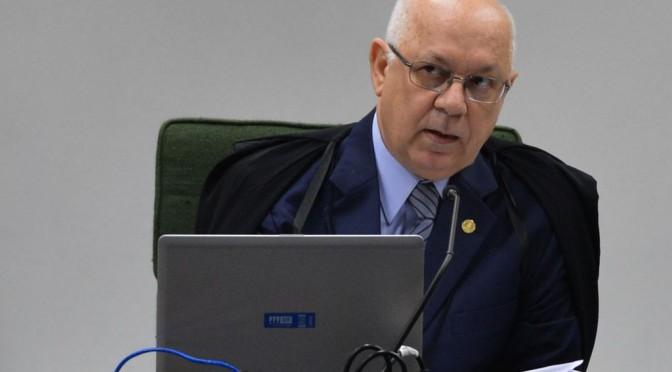 Teori Zavascki arquiva pedido do PPS para que Dilma seja investigada