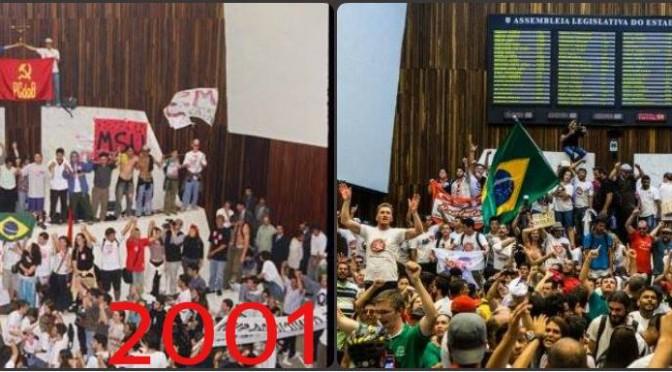 PR: Richa faz cerco militar à Assembléia Legislativa para aprovar desvio de recursos
