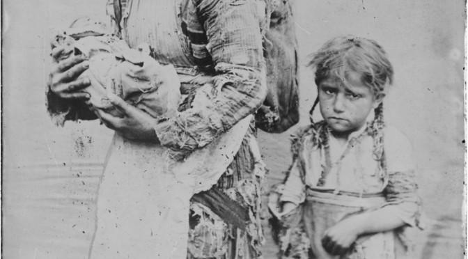 Turquia teima em não reconhecer genocídio de armênios