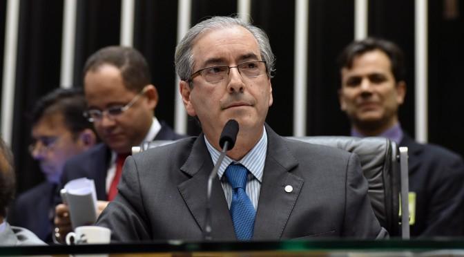 Cunha quer terceirização a todo custo