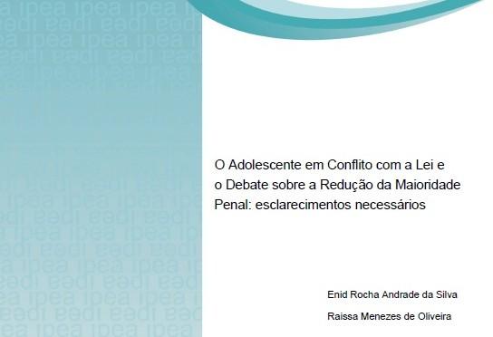 Punição de adolescentes é exagerada no Brasil, diz estudo