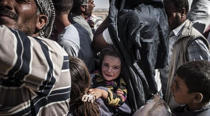 Turquia expulsa refugiados sírios