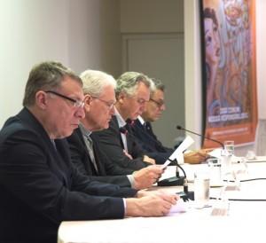 CNBB, Ministério da Justiça, Ministério Público Federal e Instituto dos Advogados do Brasil assinam documento pela paz