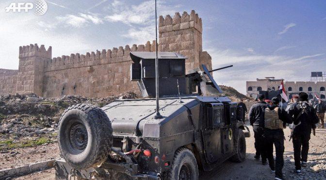 Síria e Iraque: notícias do front
