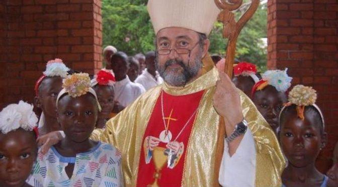 Cristãos degolados na República Centro-Africana