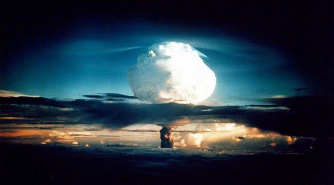 EUA e Rússia reduzem armamento nuclear