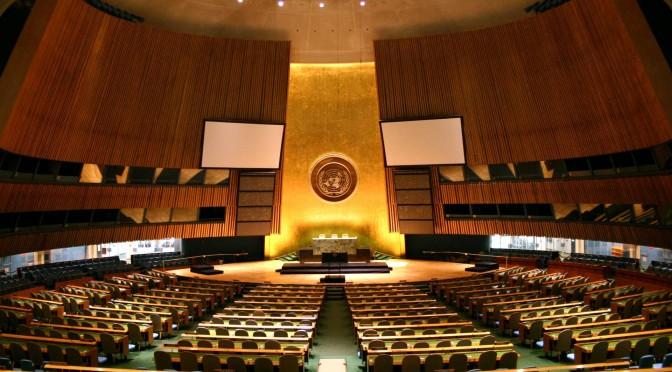 ONU confirma: papa discursará na Assembléia Geral em setembro