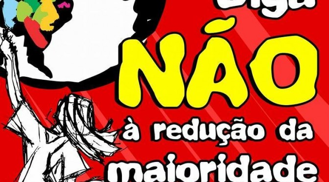 CNBB é contra a redução da maioridade penal