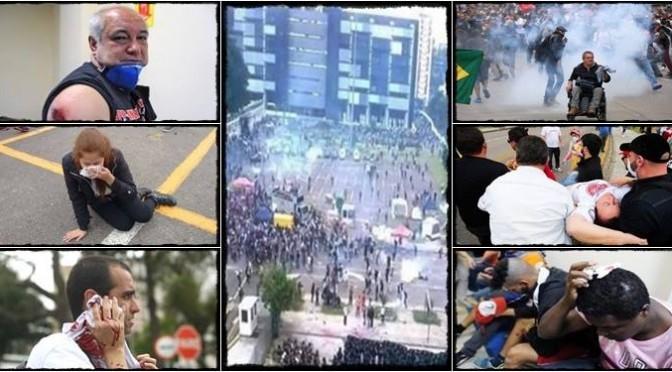 PR: Ministério Público investigará massacre; ajude!