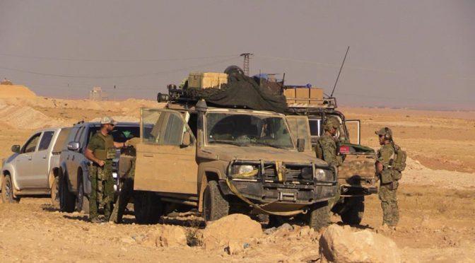 Começa ofensiva contra capital do Estado Islâmico